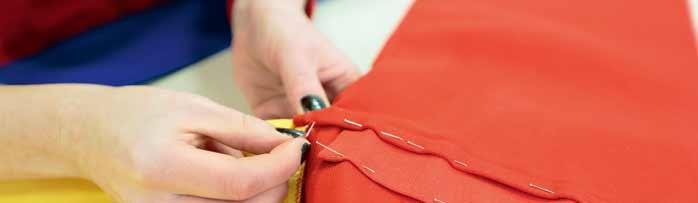 Textilfertigung
